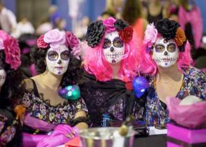 Jodie's Inspiration Pink Halloween