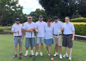 Jodies inspiration golf day 2016