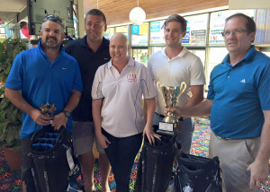 Jodies inspiration golf day 2016
